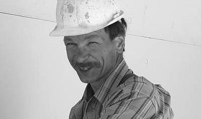 Georg Freißl - Hochbau-Polier bei Toni Ungelert Bauunternehmen
