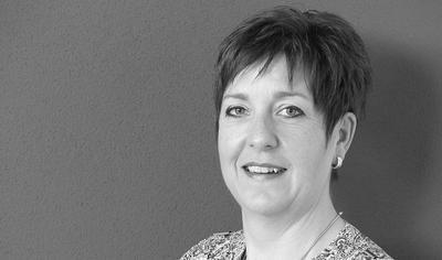 Manuela Weber - Kaufmännische Angestellte bei Toni Ungelert Bauunternehmen