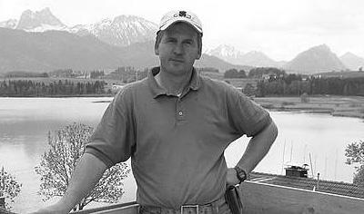 Leo Bach - Hochbau-Polier bei Toni Ungelert Bauunternehmen
