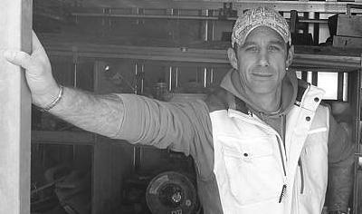 Christian Haase - Hochbau-Polier bei Toni Ungelert Bauunternehmen