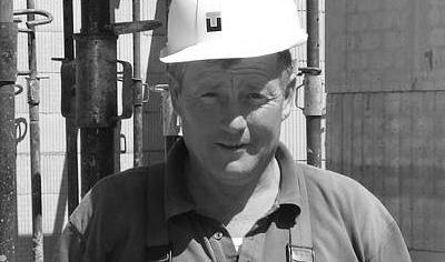 Herbert Mayr - Hochbau-Polier bei Toni Ungelert Bauunternehmen