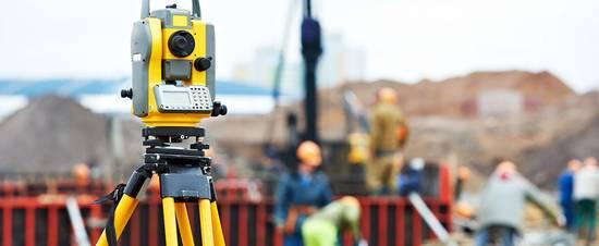 Vermessung – Toni Ungelert Bauunternehmen, Bild: Dimitry Kalinovsky/123rf.com