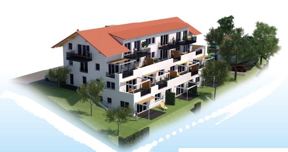 Terrassenhaus Lechbruck Ungelert Bau – Bauträger