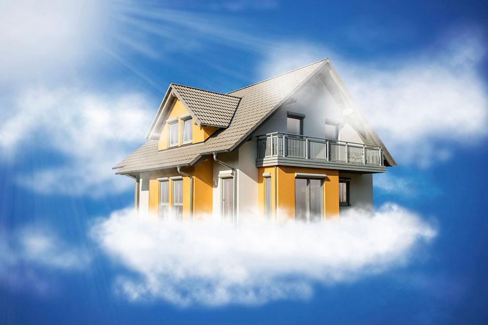 Mein Ziegelhaus, ein Traum soll Wirklichkeit werden – Toni Ungelert Bauunternehmen © gopixa/123rf.com