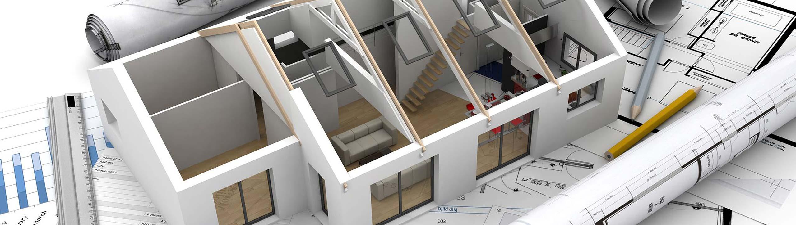 Planung Ihres Bauvorhabens – Toni Ungelert Bauunternehmen